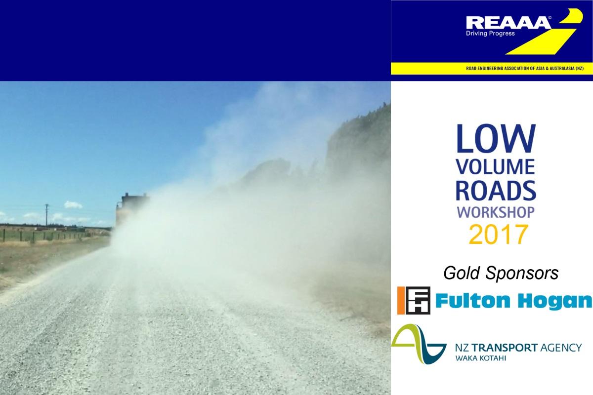 Road Science Low Volume Road Symposium