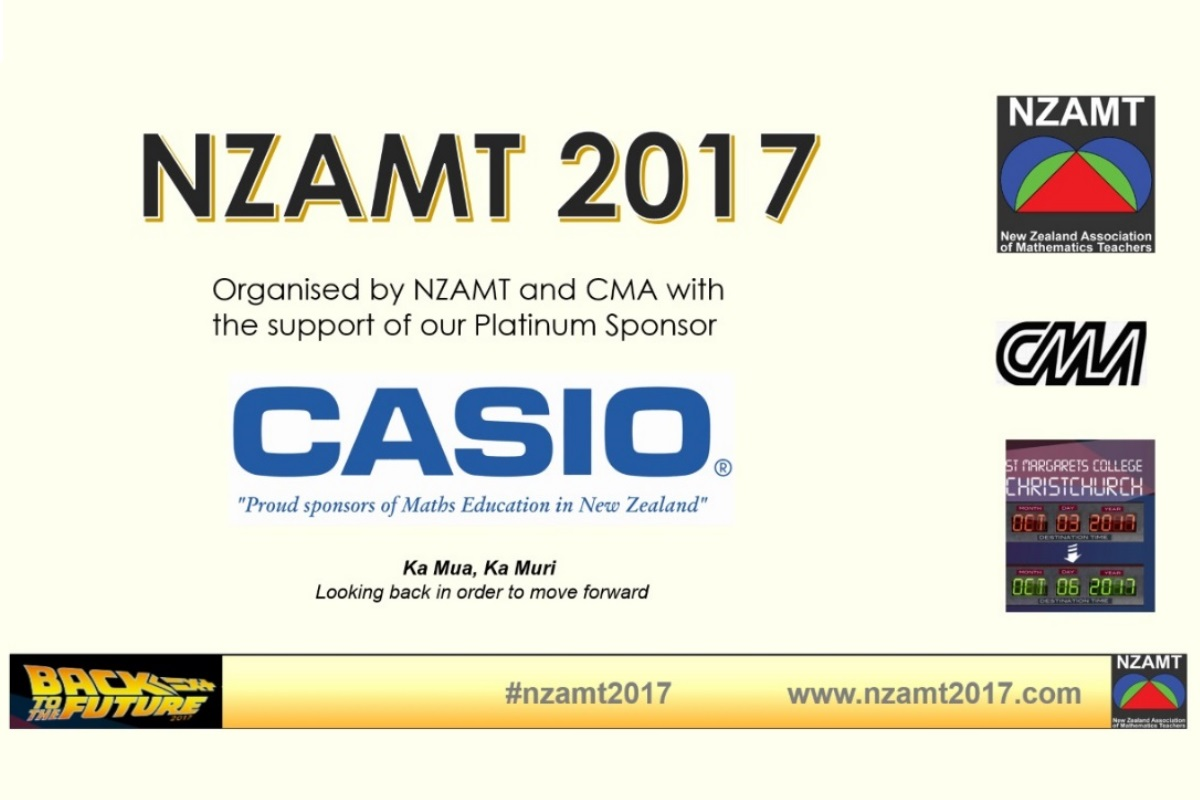 NZAMT 2017 Conference Banner