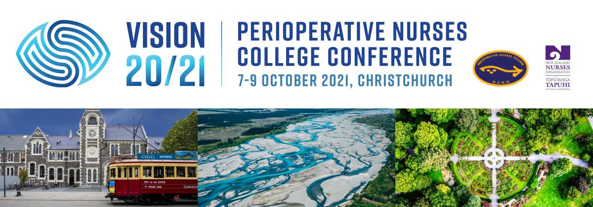 Perioperative Nurses College of NZNO Conference